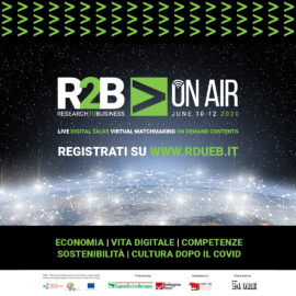 "Pleinair a ""R2B On Air"": 11 e 12 giugno 2020"