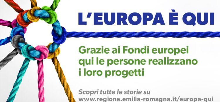 """Partecipazione al concorso """"L'Europa è qui"""""""